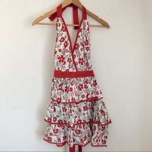 NWOT Retro 50s housewives apron